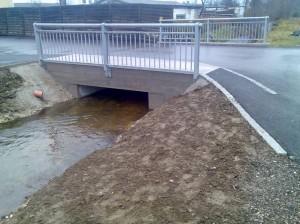 Brücke Waldstrape